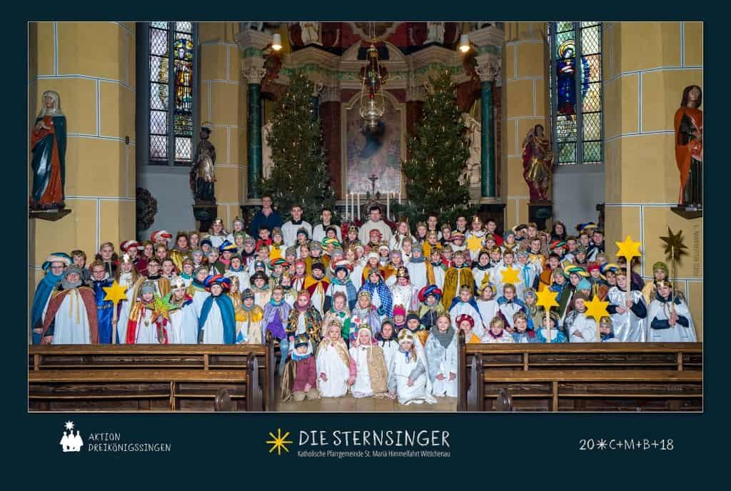 Sternsinger Wittichenau 2