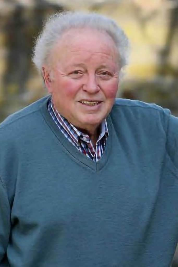 Ehrenbürger Werner Osterbrink