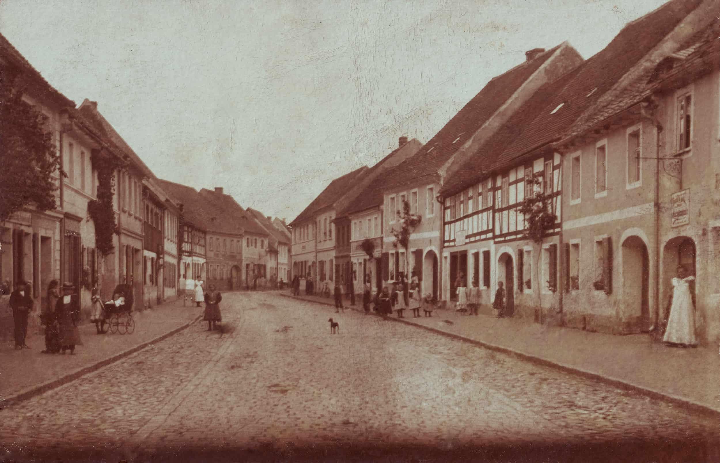Die Bautzener Straße