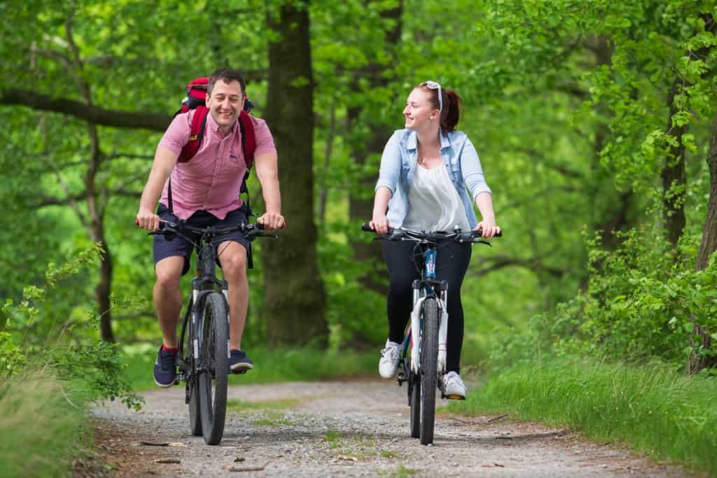 Rings um Wittichenau laden zahlreiche Radwege zu entspannten Touren
