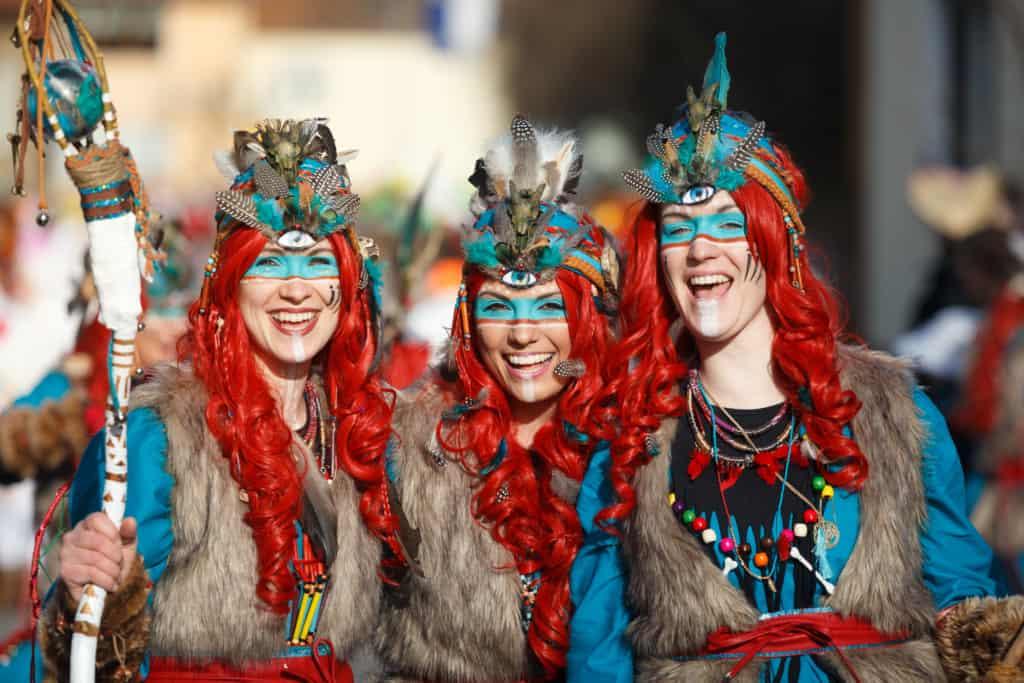 Karneval in Wittichenau