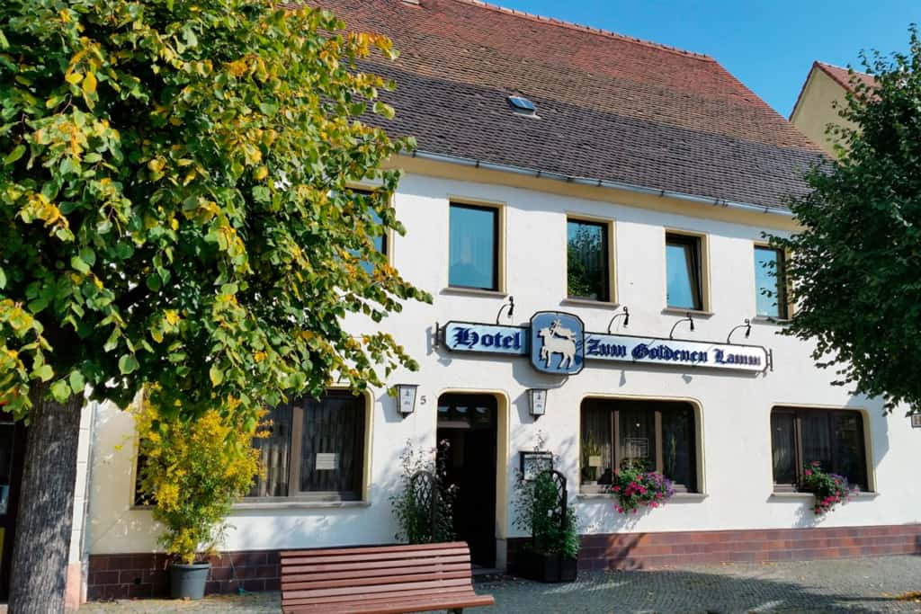 Hotel Goldenes Lamm Wittichenau