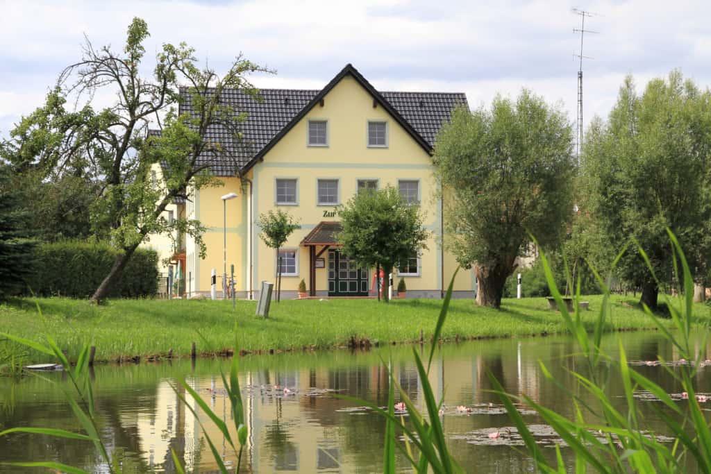 Übernachten in Wittichenau