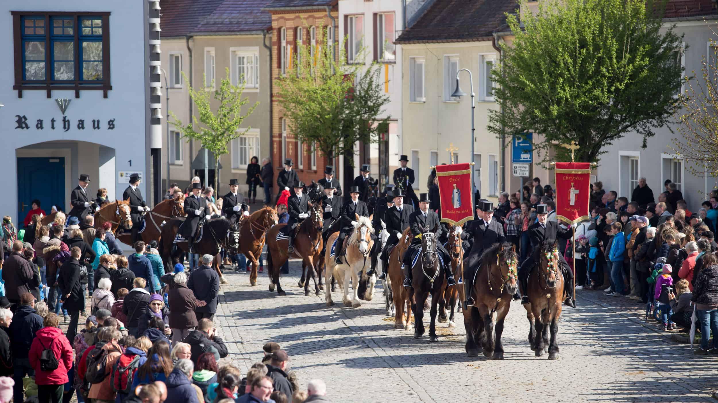 Osterreiten-Wittichenau-Markt