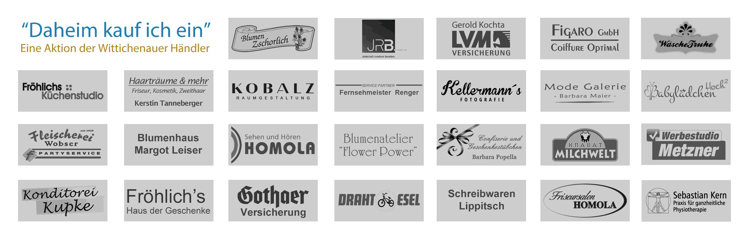 Daheim kauf ich ein | Händler in Wittichenau