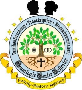 Genealogie-Center-Schröter, Agentur für Familiengeschichts- & Erbenforschung
