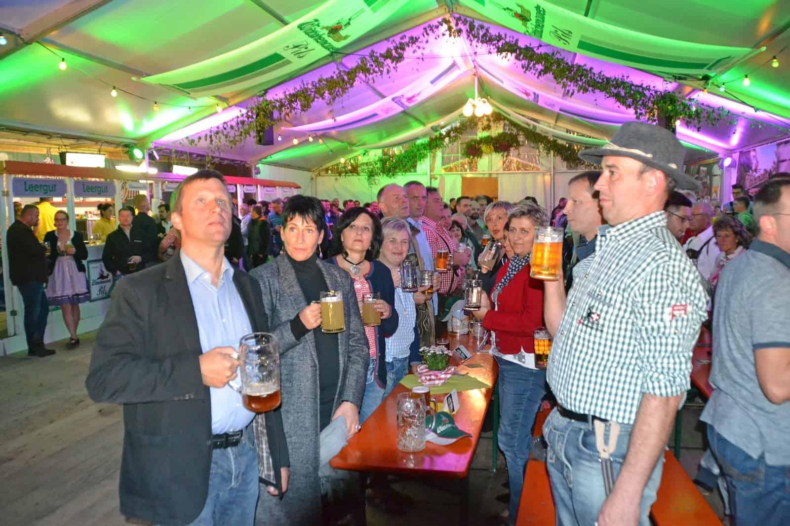 Brauereifest Wittichenau