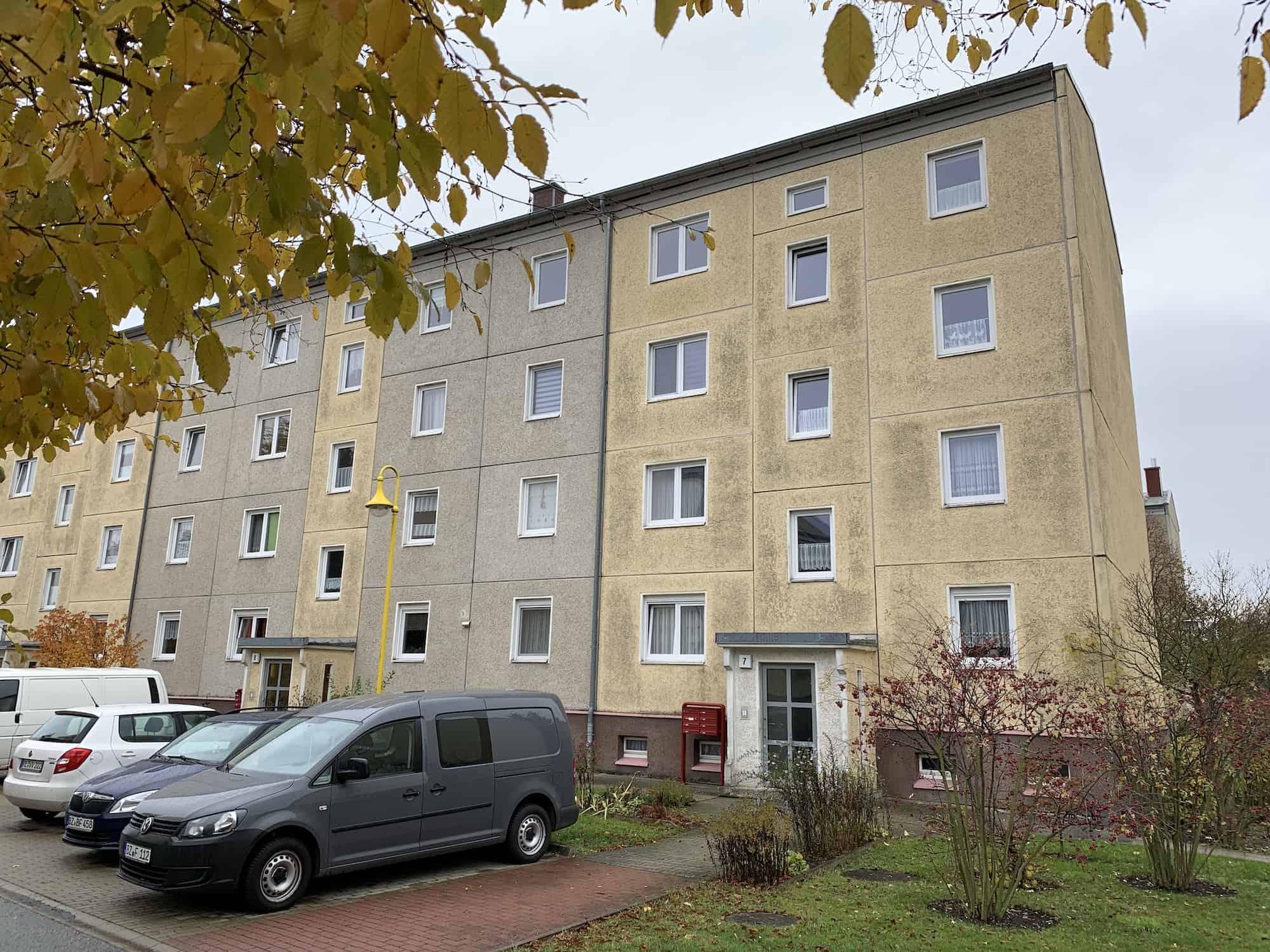 4-Raum Wohnung / 79 m²