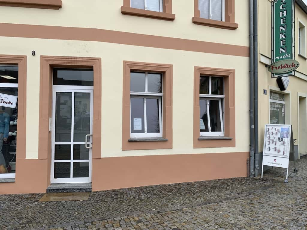 1-Raum Gewerbe | 27 m²