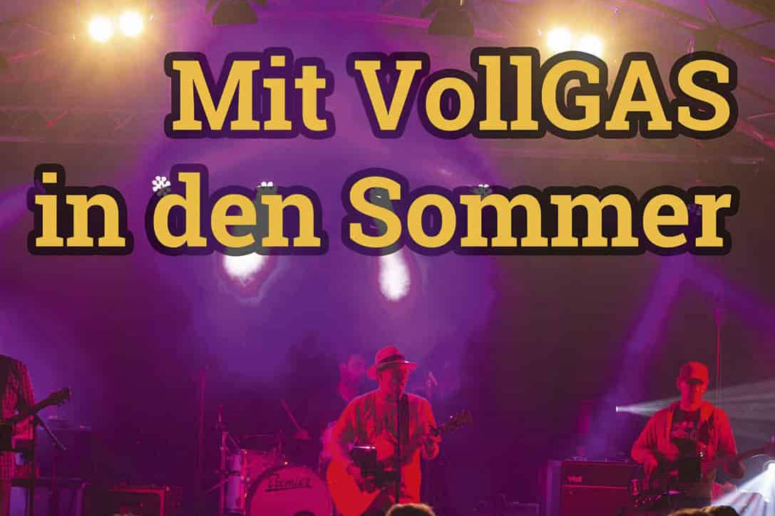 Sommer Openair in Wittichenau