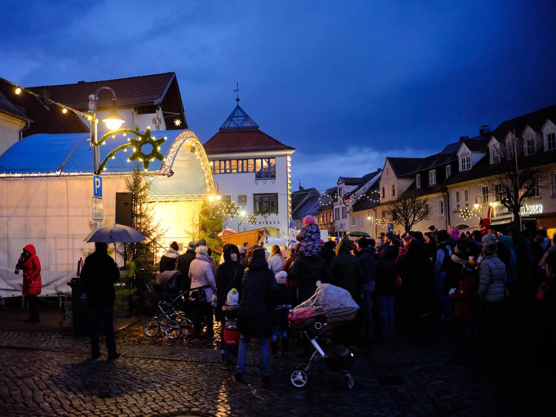 Adventsmarkt Wittichenau 2019