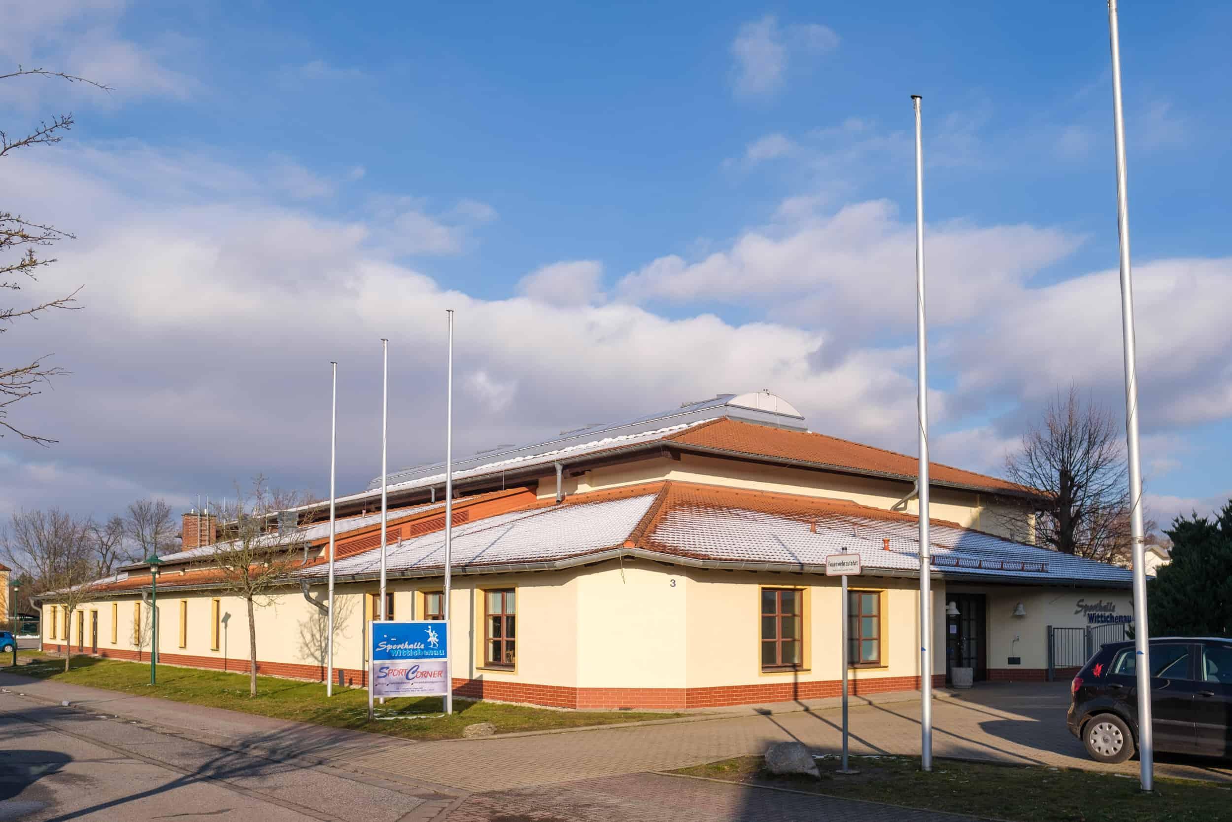 Sport- und Mehrzweckhalle Wittichenau