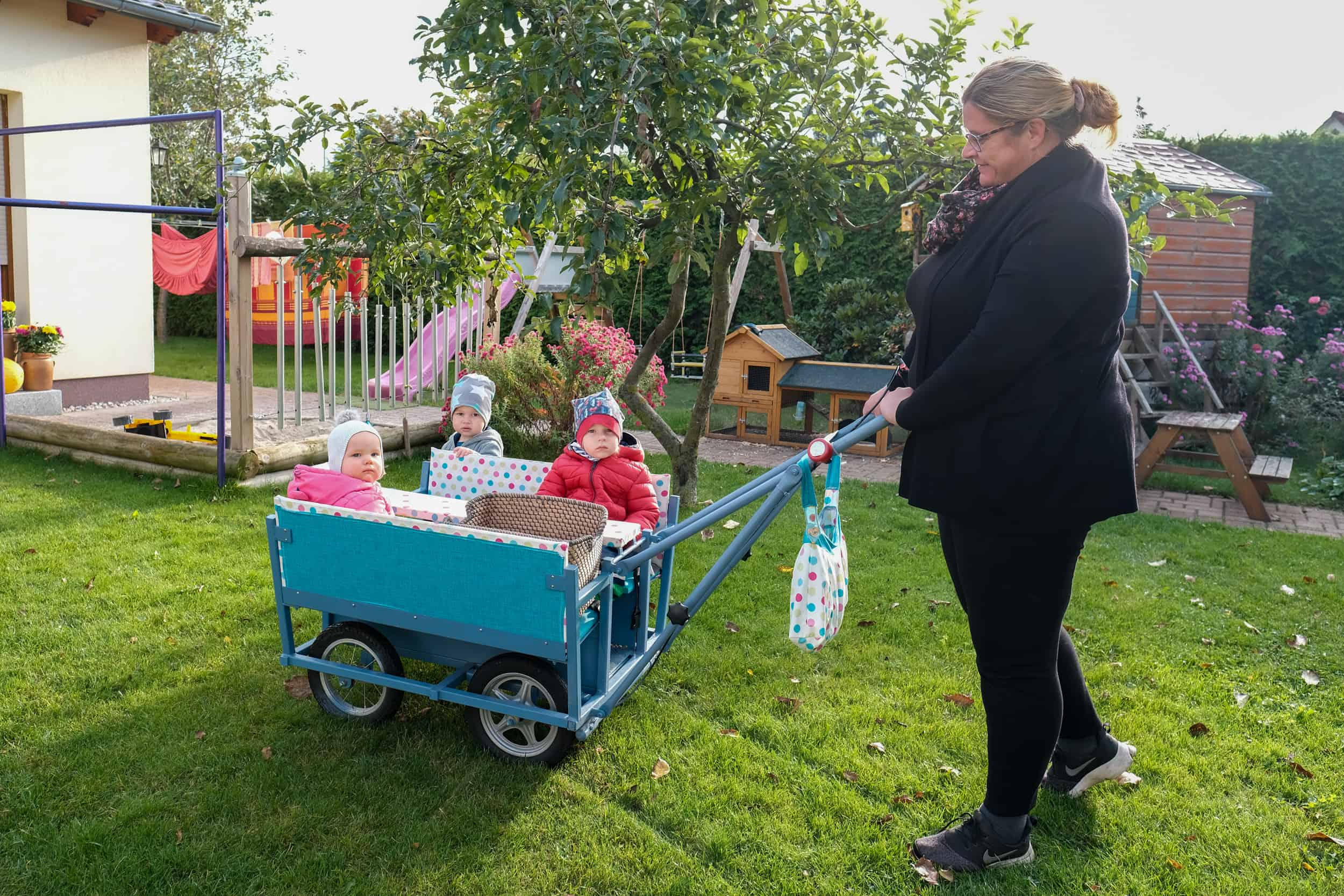 Kinderbetreuung Katrin Wels