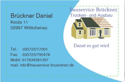 Bauservice Brückner